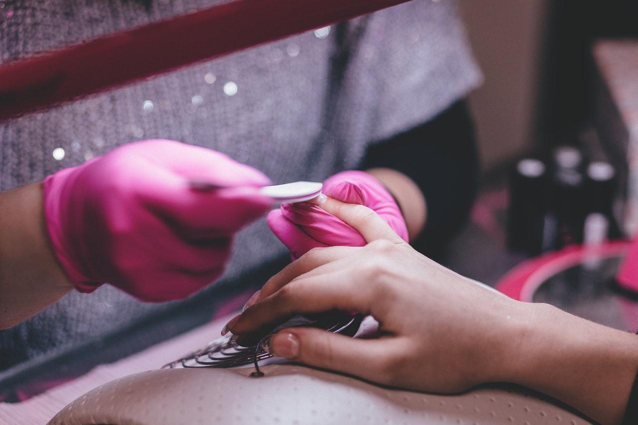 manicure nagels